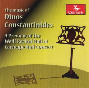 The Music of Dinos Constantinides