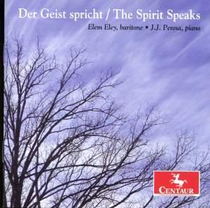 Der Geist spricht