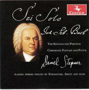 JS Bach: The Sonatas and Partitas