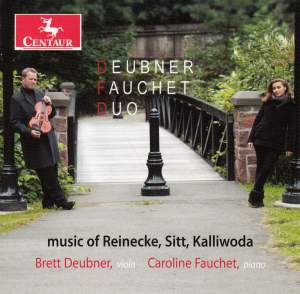 Music of Reinecke, Sitt, & Kalliwoda