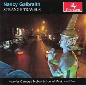 Nancy Galbraith: Strange Travels Product Image