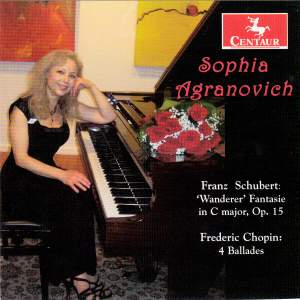 "Schubert: Fantasie in C Major, Op. 15, D. 760 ""Wanderer"" - Chopin: 4 Ballades"