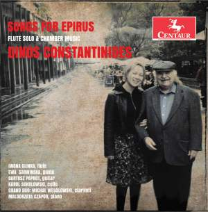 Constantinides: Songs for Epirus