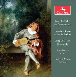 Boismortier: Sonates, Cantates & Suites Product Image