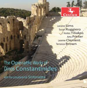 Constantinides: Operatic Works