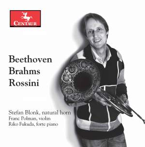 Beethoven, Brahms & Rossini: Horn Works Product Image