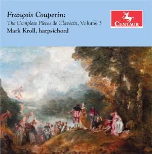Couperin: The Complete Pièces de clavecin, Vol. 3 Product Image