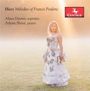 Mélodies of Francis Poulenc
