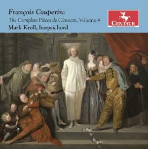 Couperin: The Complete Pièces de clavecin, Vol. 4 Product Image