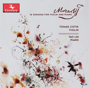 Mozart: 16 Sonatas for Violin & Piano