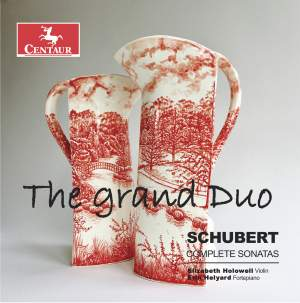 The Grand Duo: Schubert Complete Sonatas Product Image
