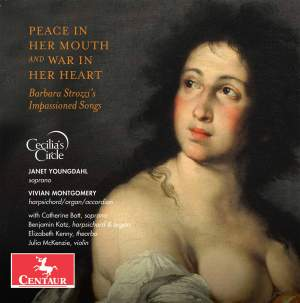 Peace in Her Mouth and War in Her Heart Product Image