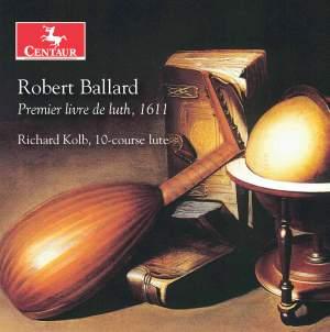 Ballard: Premier livre de luth Product Image