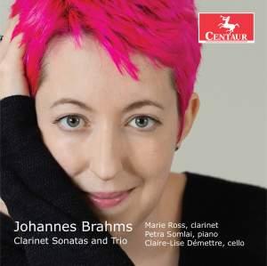 Brahms: Clarinet Sonatas, Op. 120 & Clarinet Trio, Op. 114