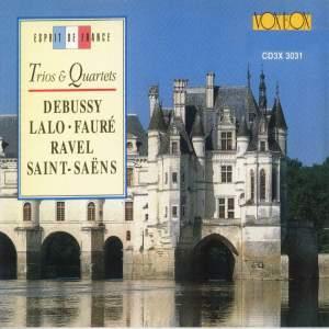 French Trios & Quartets