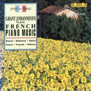 Grant Johannesen Plays French Piano Music