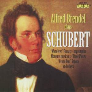 Brendel Plays Schubert
