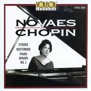Chopin - Piano Works