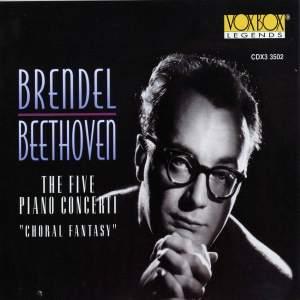 Beethoven: Piano Concertos Nos. 1-5, etc.