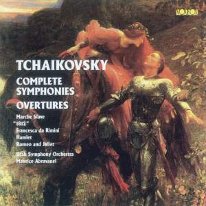 Tchaikovsky Complete Symphonies