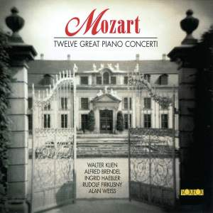 Mozart - 12 Great Piano Concerti