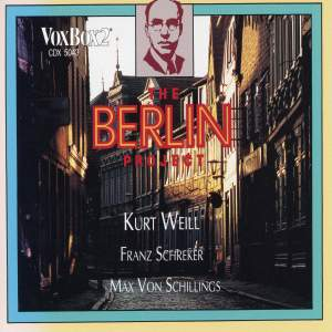 The Berlin Project: Kurt Weill