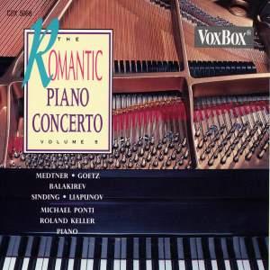 The Romantic Piano Concerto Vol 5