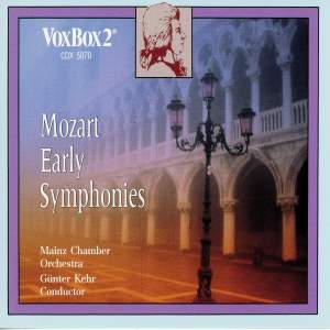 Mozart: Early Symphonies