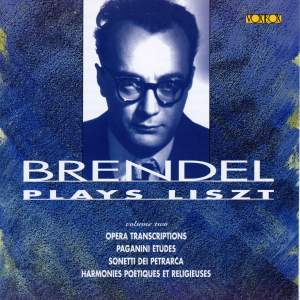 Brendel Plays Liszt, Vol. 2