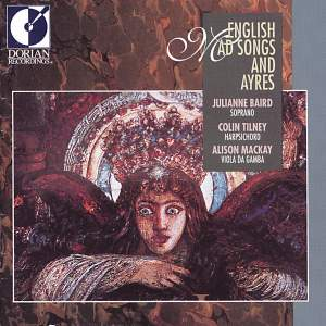 English Mad Songs And Ayres Product Image