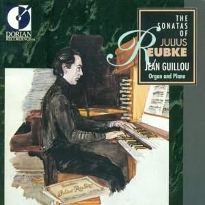 The Sonatas of Julius Reubke Product Image