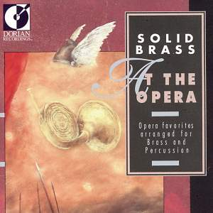 Solid Brass At The Opera Product Image