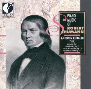 Piano Music of Robert Schumann Product Image
