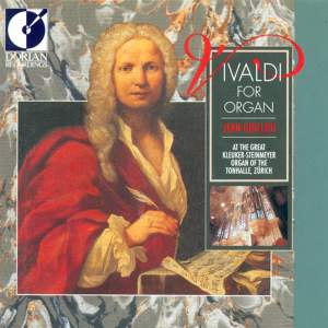 Vivaldi for Organ Product Image