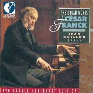 Franck: Organ Music Product Image