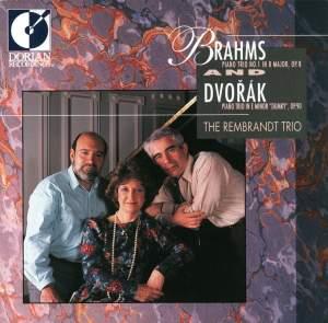 Piano Trios of Brahms and Dvorak Product Image