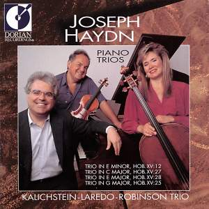 Haydn Piano Trios Product Image