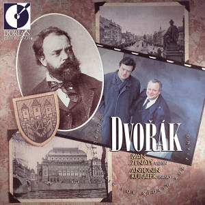 Dvorak: Complete Music For Vio