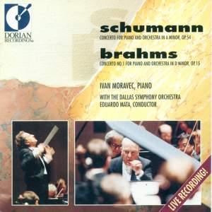Schumann & Brahms: Piano Concertos Product Image