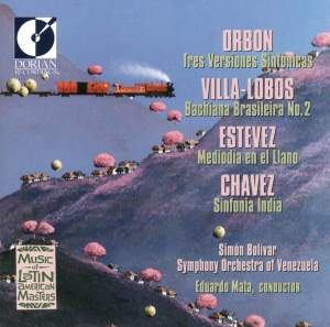 South American Orchestral Works Product Image