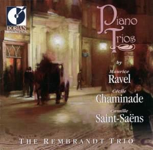 Piano Trios By Ravel, Chaminade & Saint-Saens