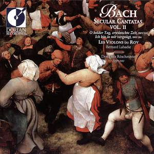Bach: Secular Cantatas Vol. II