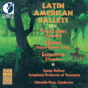 Latin American Ballets Product Image