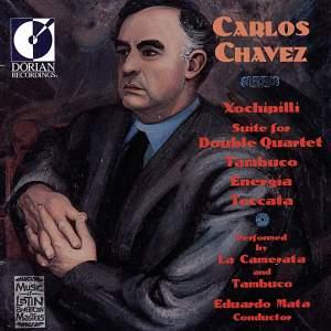 Chavez, C.: Xochipilli / La Hija De Colquide Suite / Tambuco / Energia / Toccata Product Image