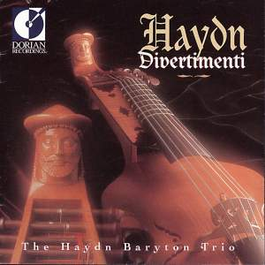 Haydn Divertimenti Product Image