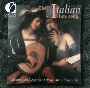 The Italian Lute Songs Product Image