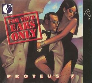 Proteus 7: For Your Ears Only Product Image