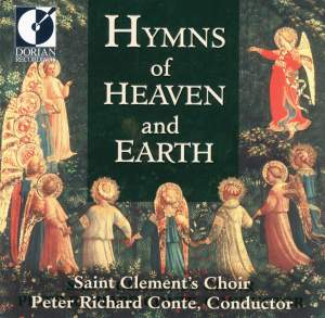 Choral Concert: Saint Clement's Choir - Howells, H. / Bax, A. / Horsley, W. / Harris, W.H. / Stanford, C.V. / Ferguson, W. (Hymns of Heaven and Earth) Product Image