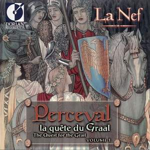 Perceval: The Quest For The Grail, Vol. 1 Product Image