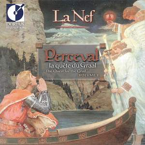 Perceval: The Quest For The Grail, Vol. 2 Product Image